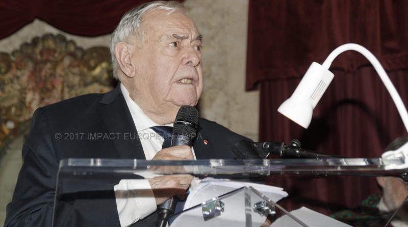 Julien Lauprêtre: un engagement jusqu'au bout