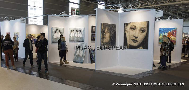 Contemporary Art Fair Paris, la première édition du Salon d'Art Contemporain