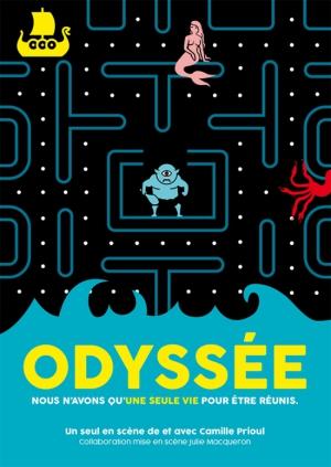 Il était une fois Odysseus, ce héros.
