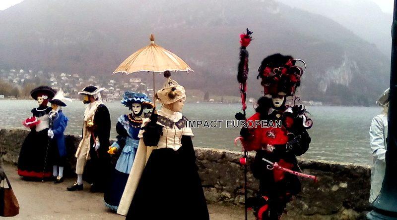 Le Carnaval Vénitien d'Annecy offre une semaine de festivités pour son 23ème anniversaire