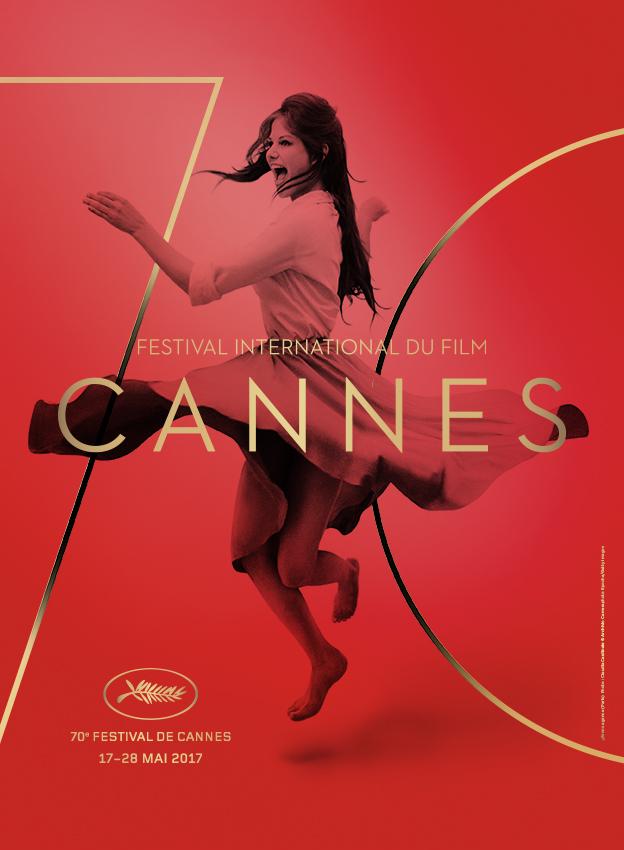 70e édition du Festival de Cannes 2017 se place sous le signe – rouge ardent et or étincelant – de la célébration