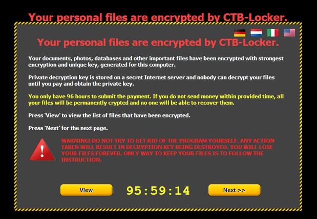"""Cyberattaque: """"au moins 100 pays touchée"""""""