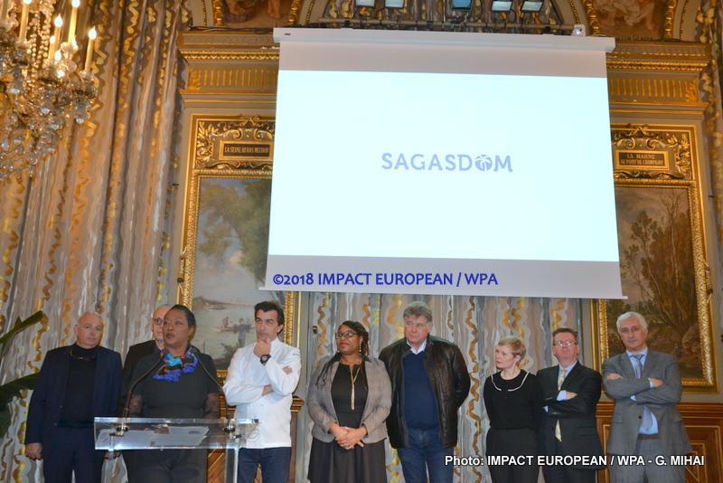 Le 3ème Salon de la Gastronomie des Outre-Mer et de la Francophonie à l'initiative de Babette de Rozières aura lieu les 2-3-4 février 2018 à la Porte de Versailles
