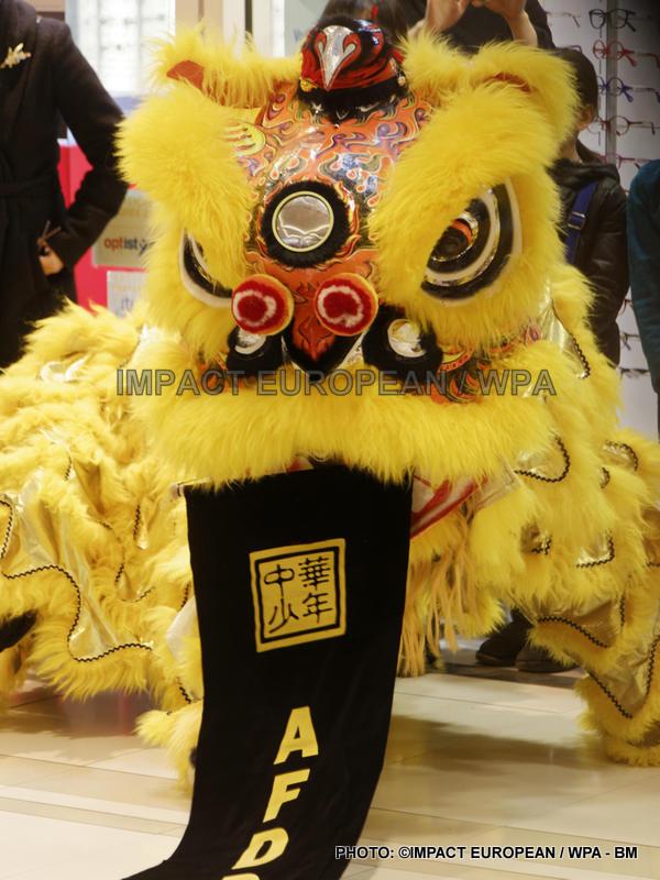 Les festivités du nouvel an chinois ont commencé