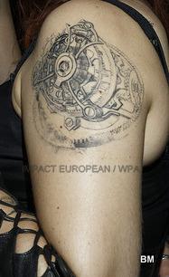 8eme Edition Du Mondial Du Tatouage Impact European