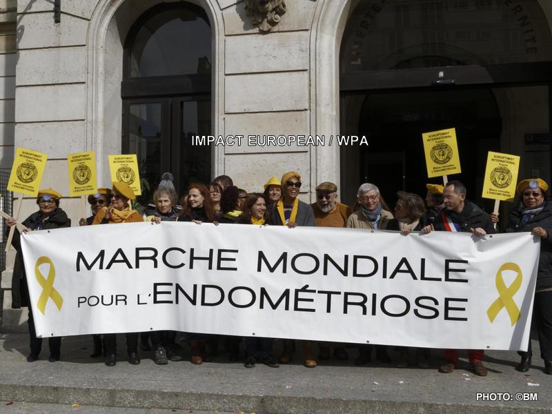 Marche mondiale contre l'endométriose