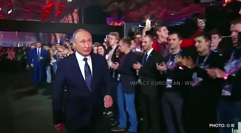 Vladimir Poutine a été triomphalement réélu pour un quatrième mandat