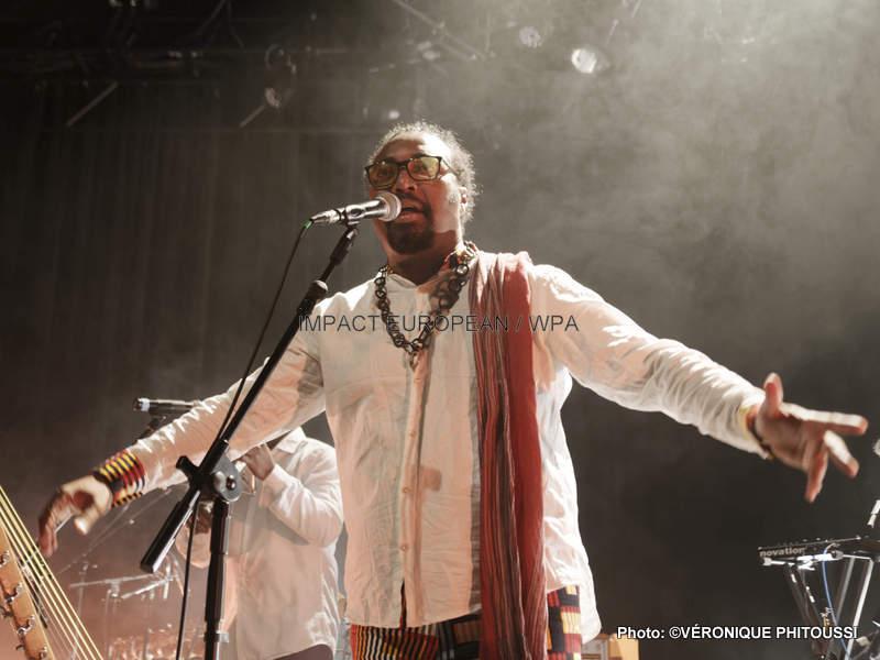 Lindigo s'est produit en concert au Plan dans le cadre de la soirée La Kazanou