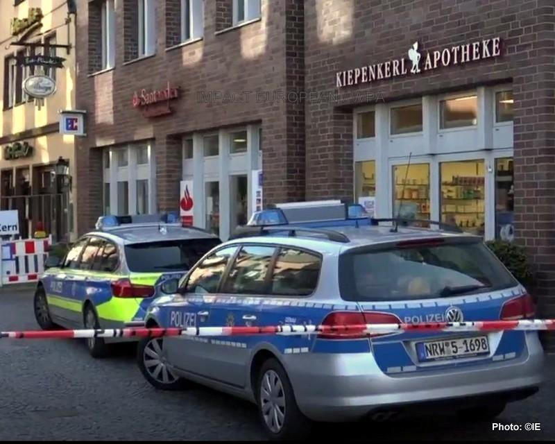 Allemagne : un véhicule fonce dans la foule à Münster, au moins trois morts