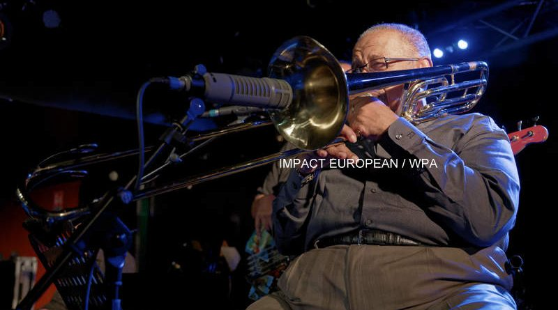Fred Wesley & The New JB's en concert au New Morning