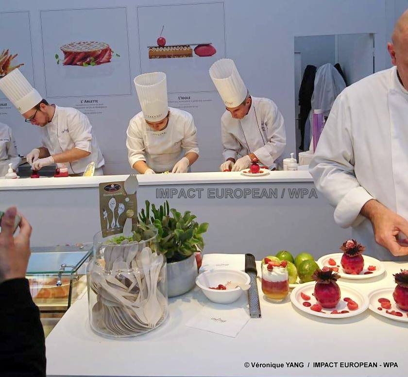 Taste of Paris ou le rendez-vous des grands chefs au Grand Palais