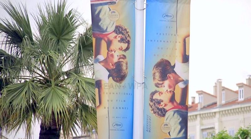 La 71e édition du festival de Cannes commence  aujourd'hui