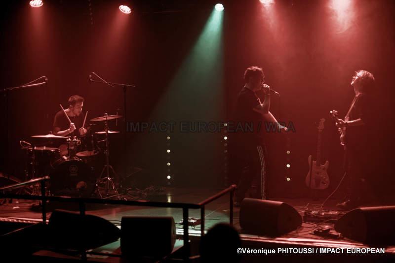 Gothking s'est produit en concert au Plan en Essonne