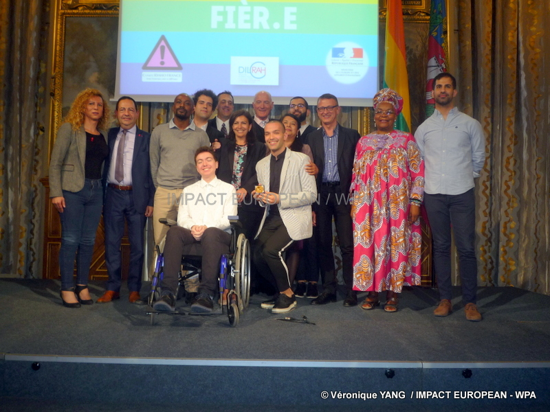 Paris Prize for LGBT Rights