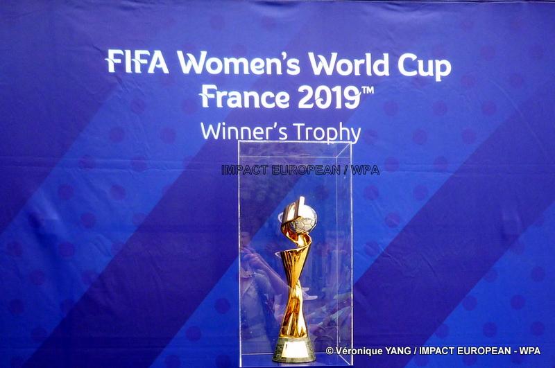 Lancement du programme Volontaires de la Coupe du Monde Féminine de la FIFA