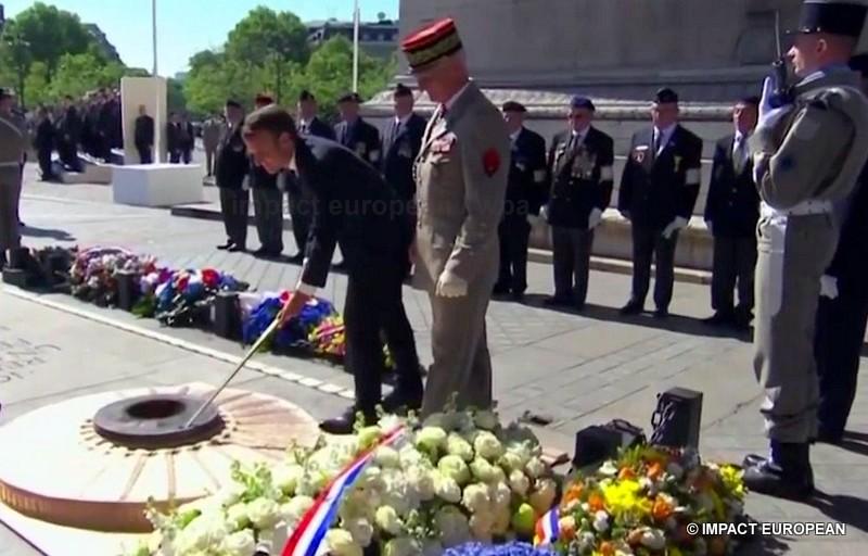 Le 8 mai, l'occasion de rendre hommage aux soldats morts pour la France