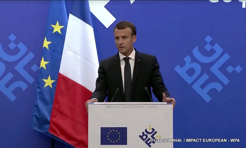 Le Président Emmanuel Macron était à Sofia pour le sommet U.E. – Balkans occidentaux