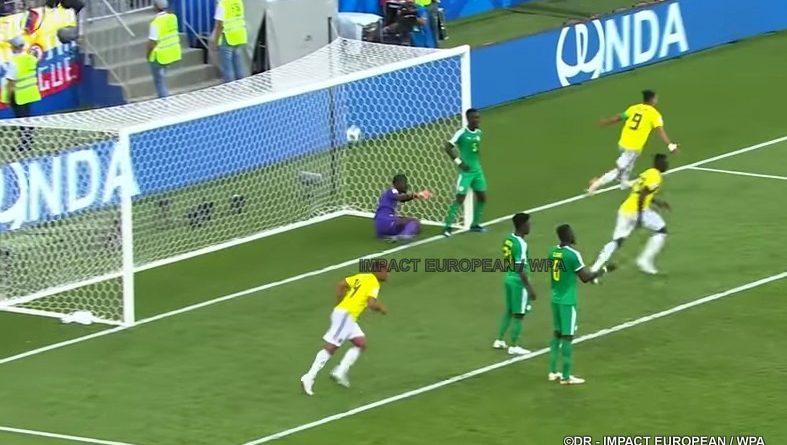 Coupe du Monde 2018:  la Colombie s'impose face au Sénégal et se qualifie pour les 8e de finale
