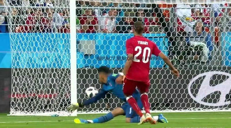 Coupe du Monde 2018: Le Danemark a pris trois points précieux et rejoint la France en tête du groupe C