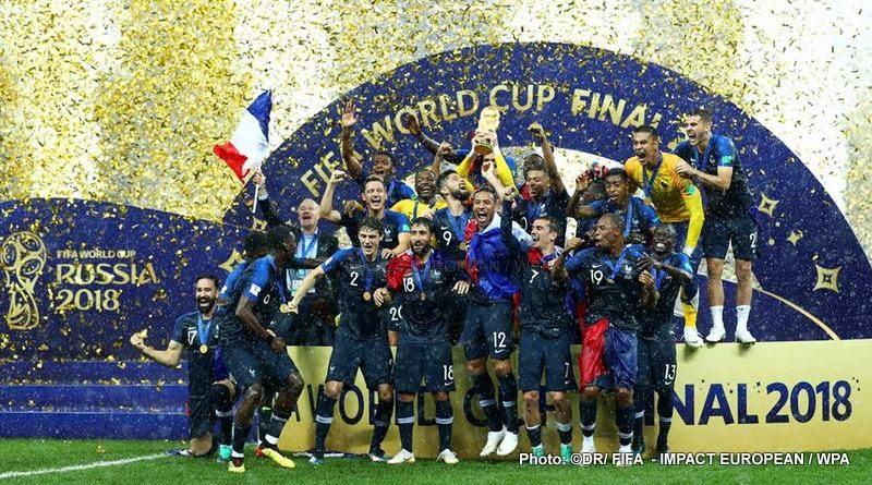 Coupe du monde 2018: Les Bleus ont gagné la finale