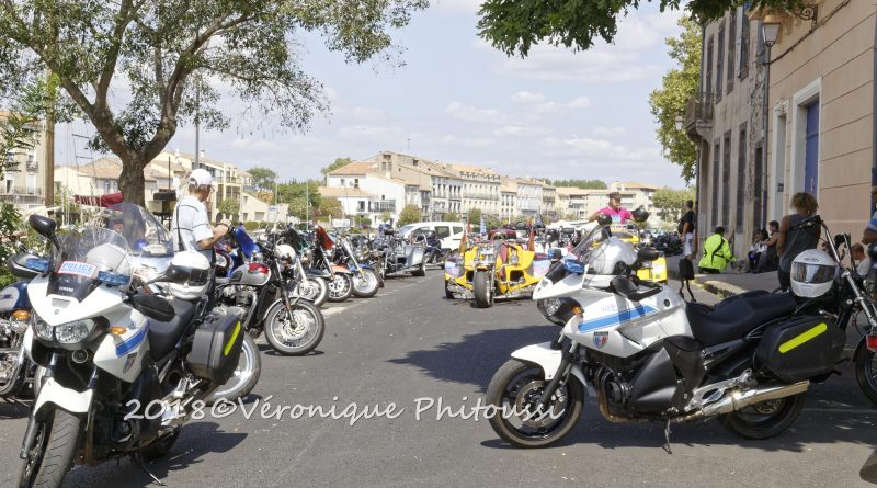 La Brescoudos Bike Week à Agde, Édition 2018