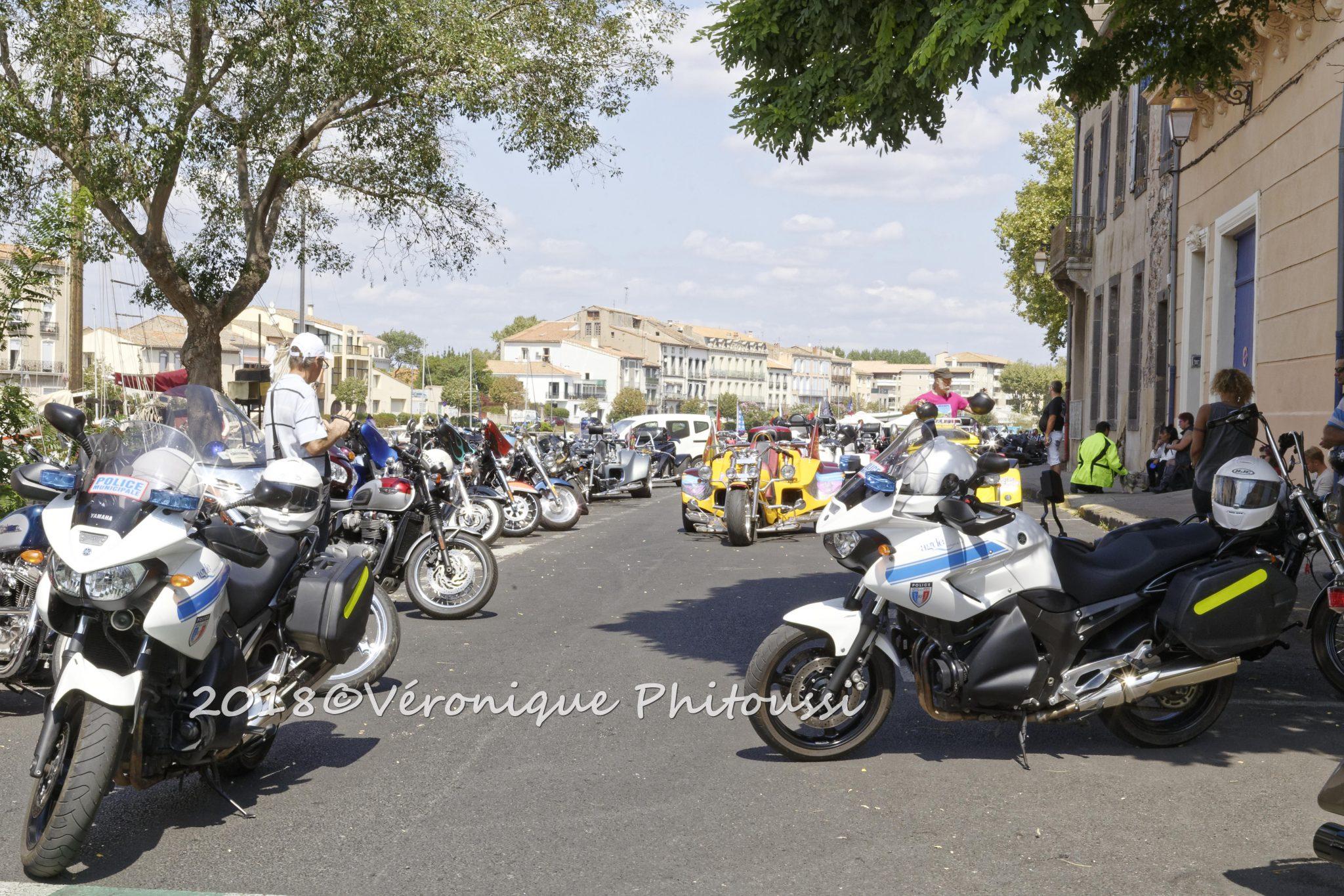 La Brescoudos Bike Week à Agde, Édition 2018