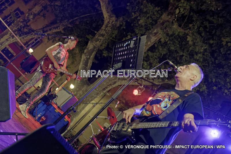 Memories en concert à Agde