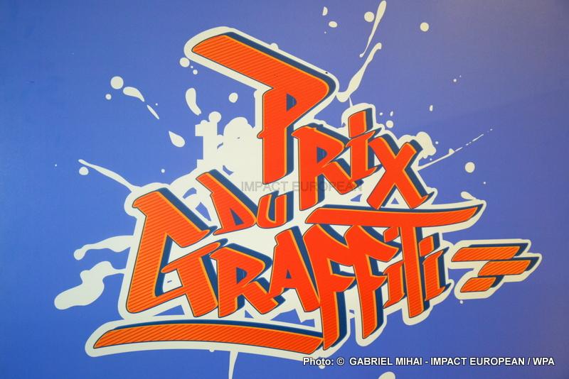 Eau de Paris et Prix du Graffiti et du Street Art 2018: les lauréats