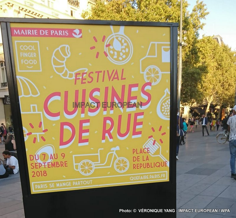 FESTIVAL CUISINES DE RUE