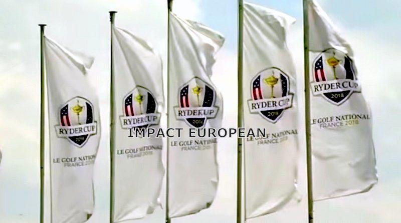 Caddies et clubs ont rendez-vous sur le practice du Golf National pour la 42ème Ryder Cup