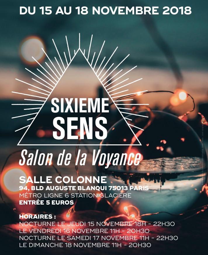 04afc9a877dd6d LA VOYANCE A UN « SIXIÈME SENS » - IMPACT EUROPEAN