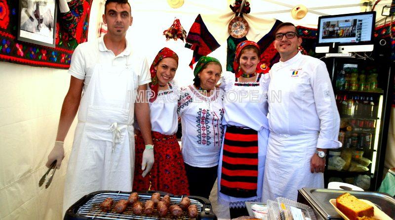 George, ambassadeur de la cuisine, pourra faire connaître la Roumanie au monde entier