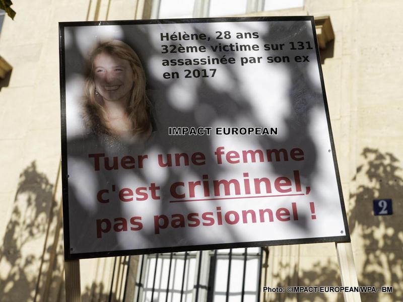 Stop aux violences faites aux femmes …