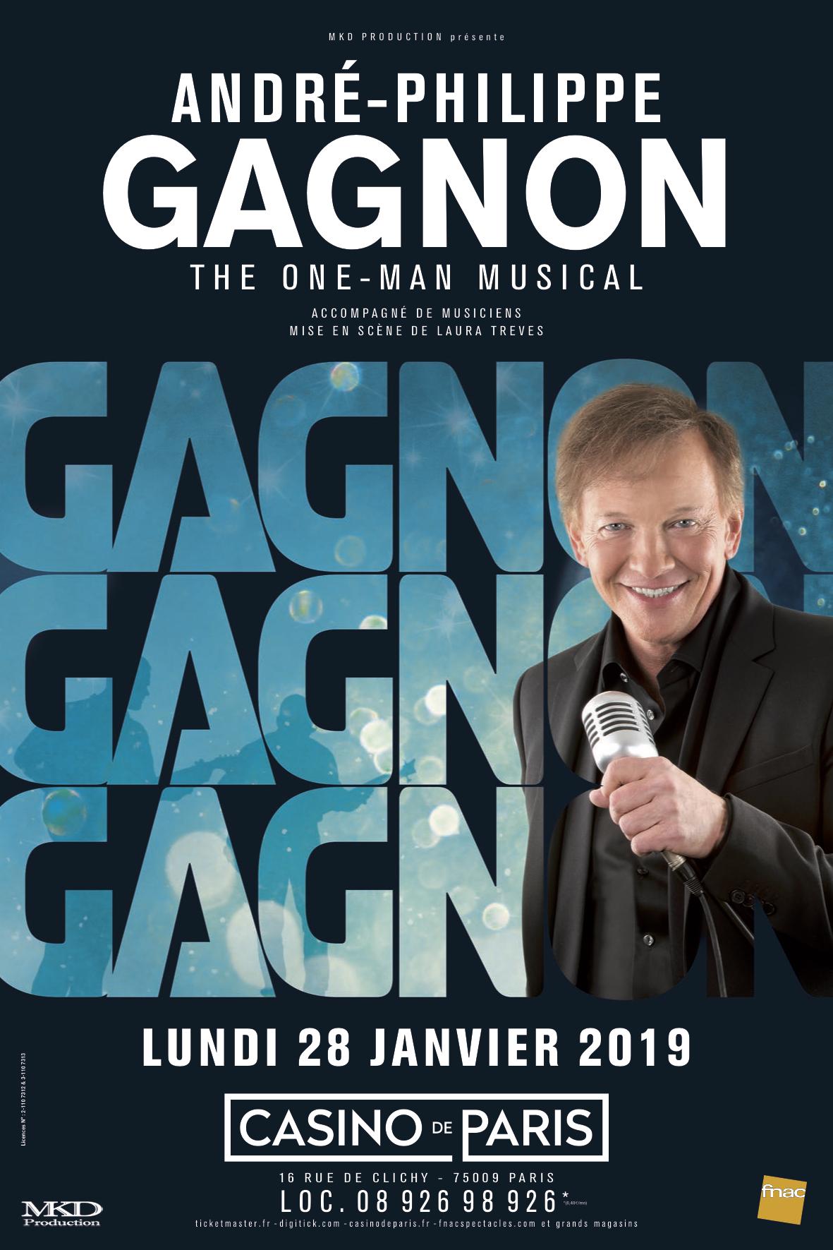 André-Philippe Gagnon : la voix de l'illusion