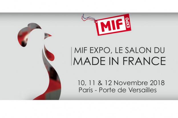 Le MIF: un salon certifié 100% français