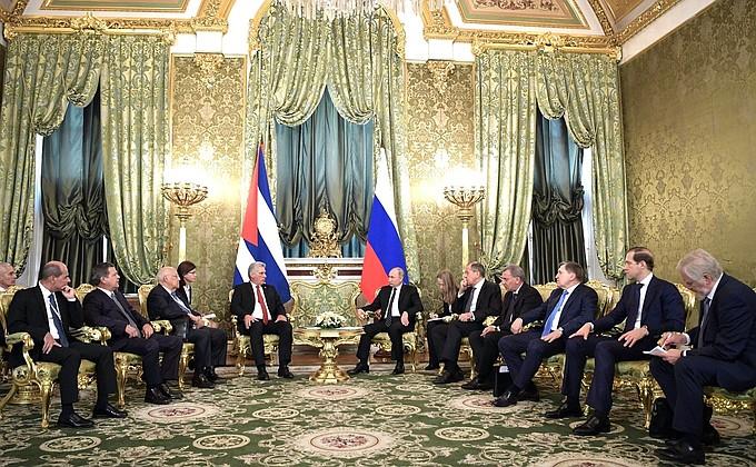Washington sanctionne la Havane: la Russie et Cuba sont alliés stratégiques
