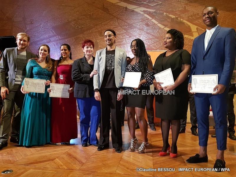 La finale régionale Parisienne du concours des « Voix des Outre-Mer » s'est déroulée ce lundi 10 décembre à la mairie du 15ème arrondissement de Paris