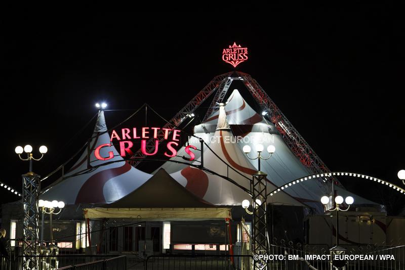 Une étoile supplémentaire dans le ciel du cirque Arlette Gruss