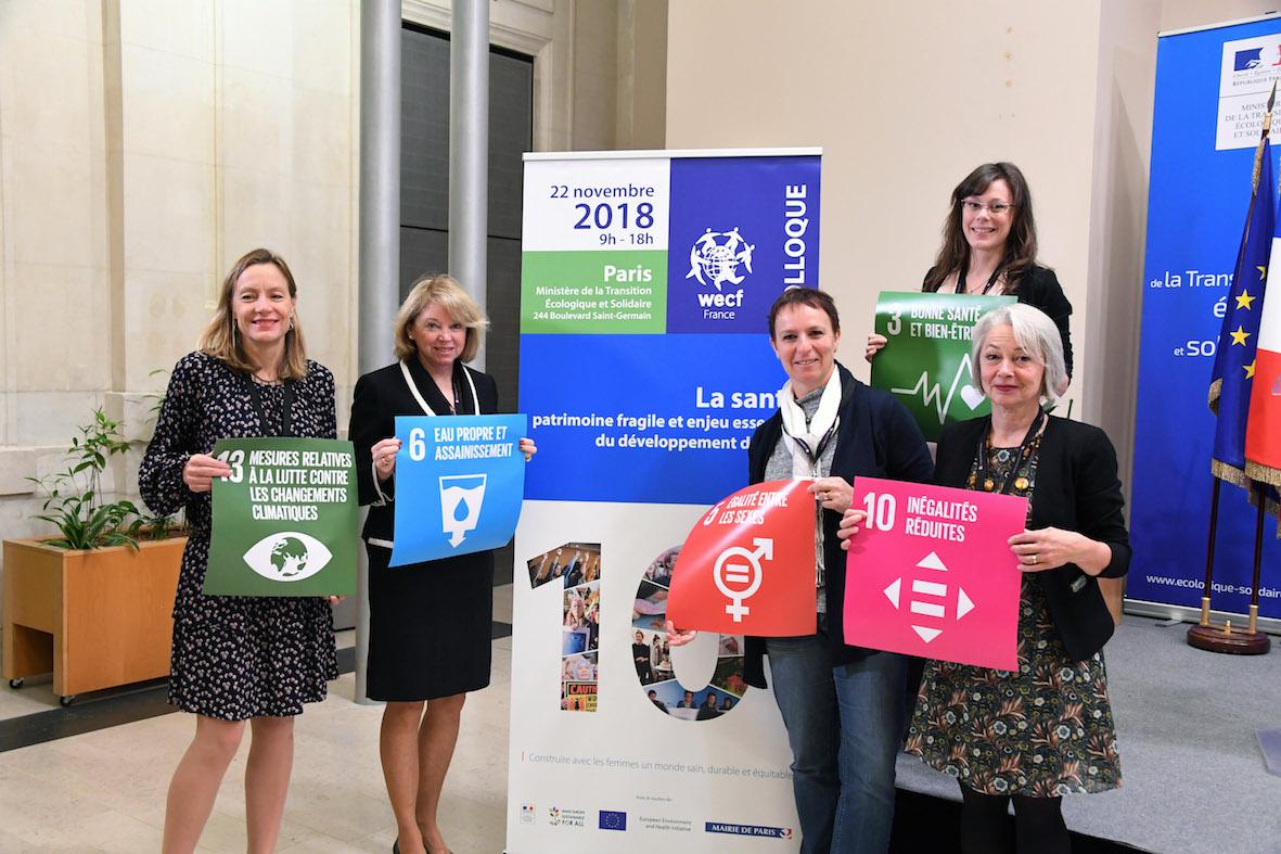 WECF pour un monde sain, durable et équitable
