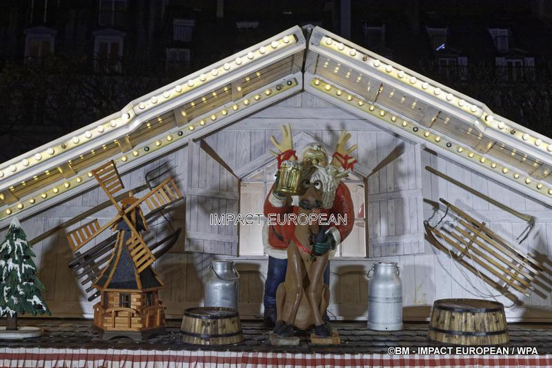 "La ""Magie de Noel"" au Jardin des Tuileries"