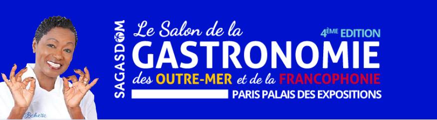 La gastronomie des Outre-mer et de la Francophonie a son salon
