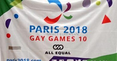 Bilan et impacts des Gay Games Paris 2018