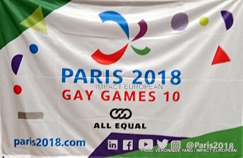 Bilan et impacts des Gay Games Paris 2018
