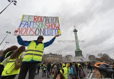 Gilets jaunes acte XI : mobilisation tenace marquée par des heurts en France, ayant éclaté à cause des casseurs