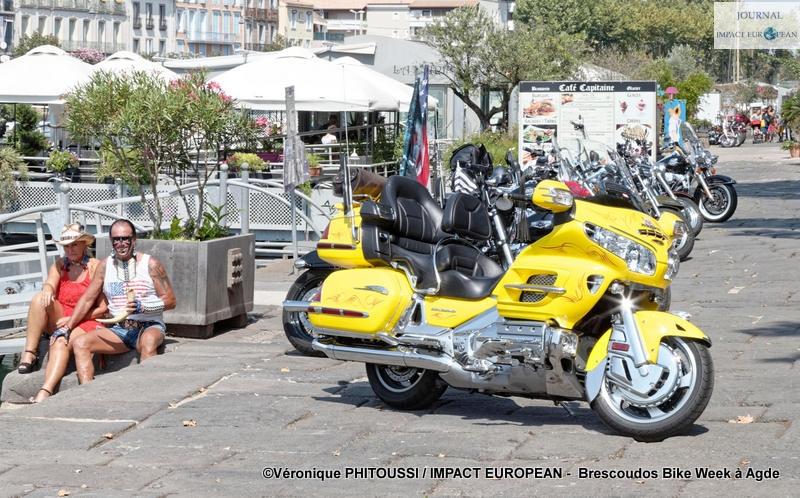La Brescoudos Bike Week est de retour à Agde