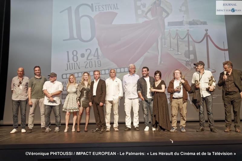 Le Palmarès du Top des Courts lors du Festival «Les Hérault du Cinéma et de la Télévision»