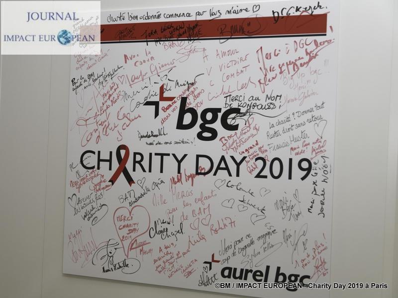 Les Bonnes Fées aident les plus démunis et les malades grâce au Charity Day