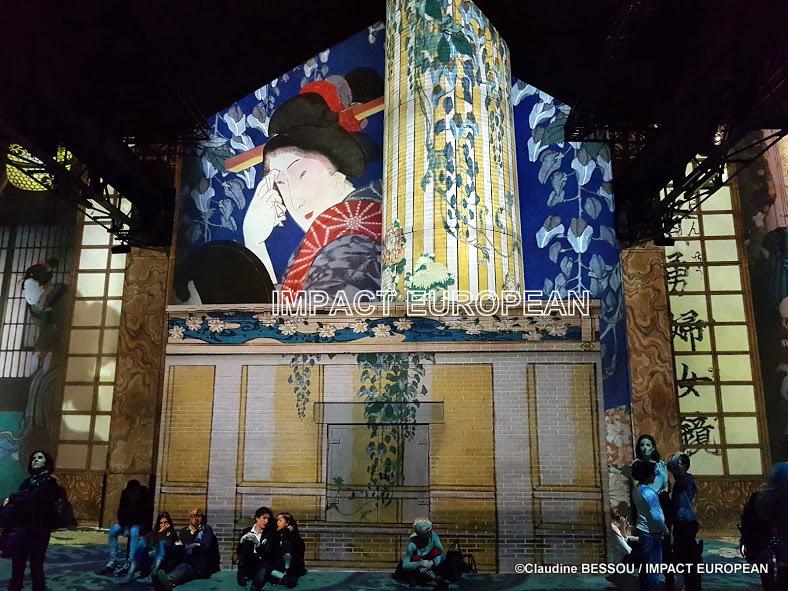 Exposition : Van Gogh « La Nuit Étoilée » un spectacle de tableaux en mouvement