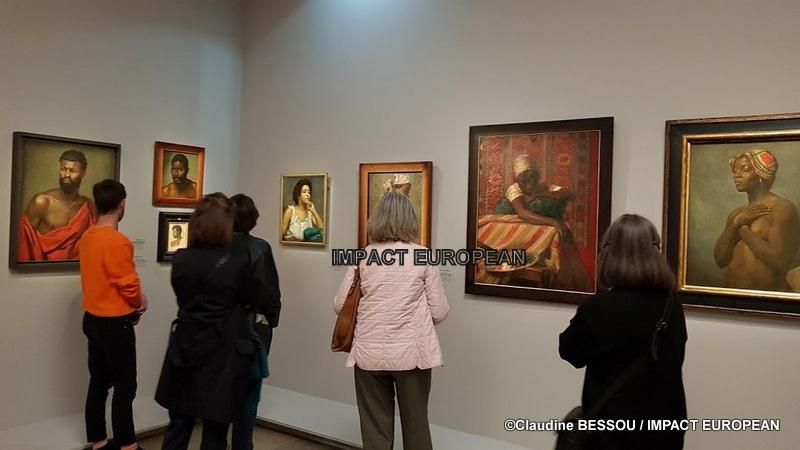 Exposition : Le Modèle Noir de Géricault à Matisse, Musée d'Orsay