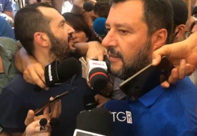 Italie: Matteo Salvini, rejette les immigrés clandestins non identifiés